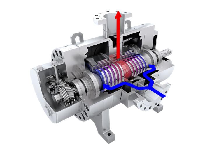 Leistritz L4 Series Pumps