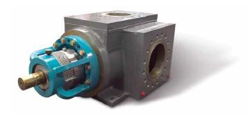 Leistritz re-engineered Pumps